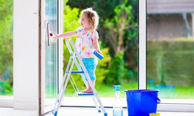 Myslíte, že nemůžete dosáhnout stálé čistoty oken? Tak to se mýlíte!