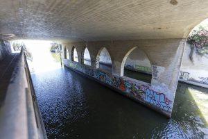 Chceme čistý podchod bez graffiti