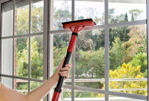 jak rychle umýt okna