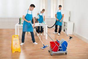 Broušení podlah