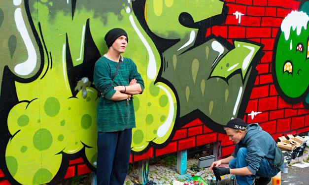 Starosti se sprejery převezme firma Odstraňování graffiti Praha