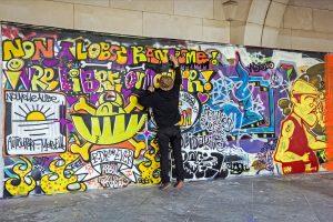Jak se bránit vandalům se sprejem