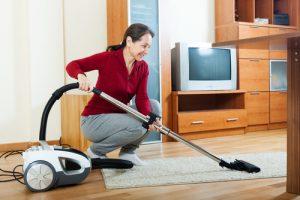 jak pečovat o koberec
