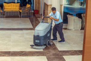 čištění všech druhů podlah
