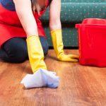 odborné čištění podlah
