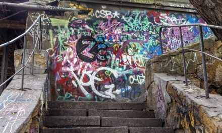 Otravné graffiti, jak na něj?