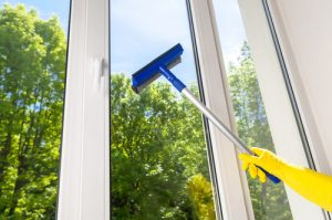 Jak mít lesklá a čistá okna
