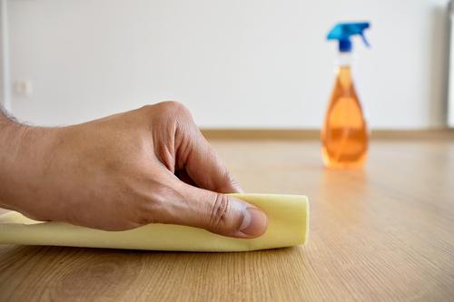 Čištění podlah Kotoučovým strojem. Hloubkové mytí, nano impregnace, voskování linolea Praha