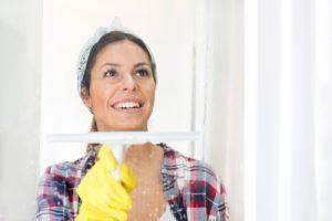 Umývanie okien, čistenie fasád