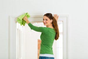 čistý domov bez plesní