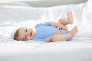 miminko s plísní v domácnosti, neexistuje