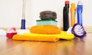 čistenie priemyselných podláh