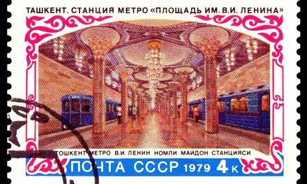 Utajené taškentské metro je cestou včase do minulosti