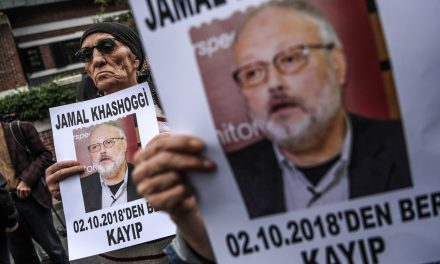 Bipartisan Senate Group Forces U.S. Probe of Saudi Journalist's Disappearance