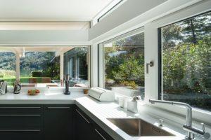 umývanie okien na dome