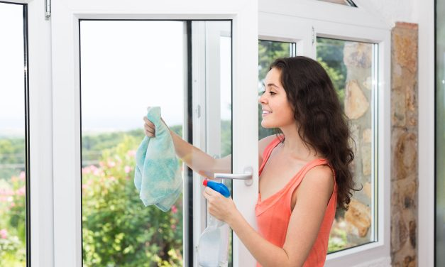 """Výškové i klasické mytí oken lehce zvládne firma """"Mytí oken ve výšce"""""""