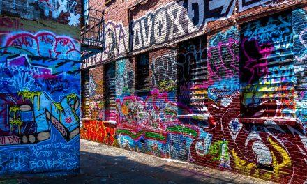 Udolejte sprejery, odstraňujte graffiti rychle a s lehkostí