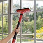 spôsob umývania okien