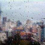 okná od dažďa