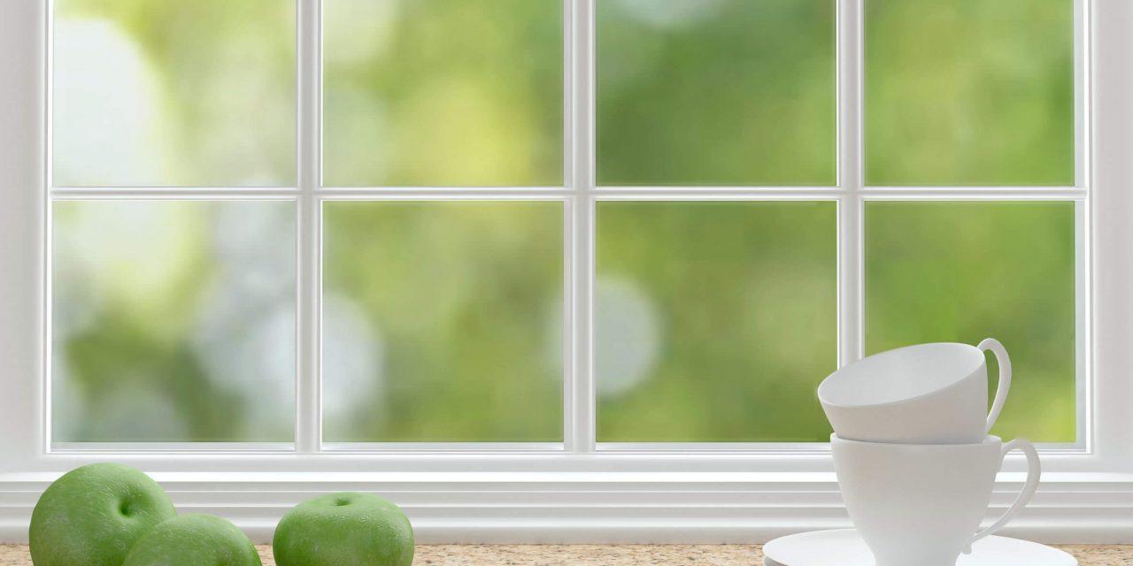 """Okna v naší posilovně vydrží krásné celé prázdniny díky """"Výškovým pracem Brno"""""""