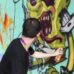 tipy jak odstranit graffiti