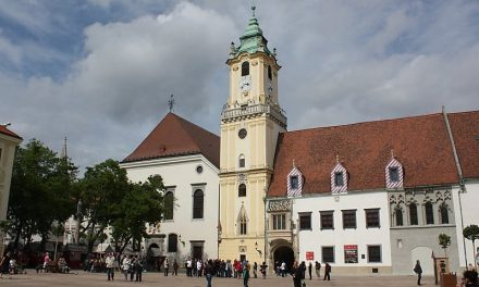 The Bratislava City Museum entered into the year of celebrations