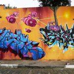 Praha graffiti odstraňování