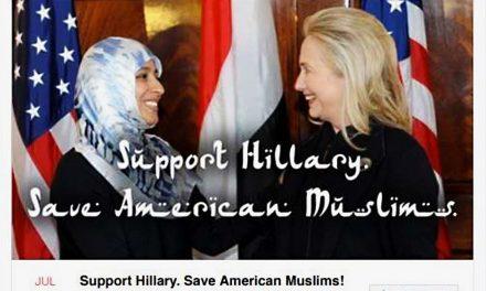 Hillary zachrání muslimy. Jak ruští trollové ovlivňovali americké volby