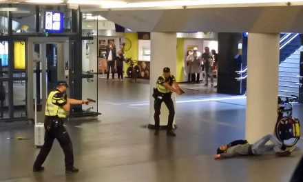 2 Americans Stabbed on Train in Amsterdam in Alleged Terrorist Attack