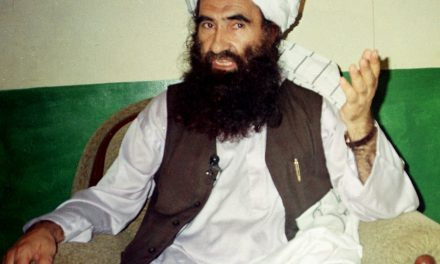 The Founder of Haqqani Network Has Died in Afghanistan, the Taliban Says