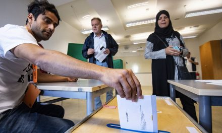 Sweden's Far-Right Party Gains Support, but Not as Much as Some Feared