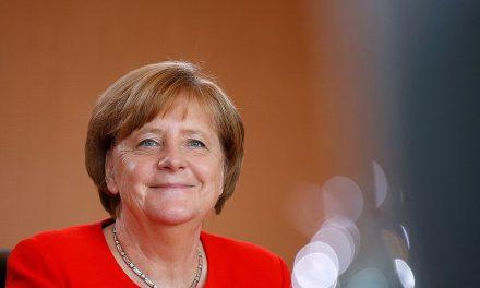Angela Merkel slíbila Německu byty pro 1,5milionu rodin