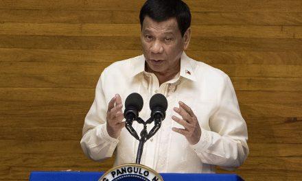 'My Only Sin.' Philippine President Rodrigo Duterte Admits Extrajudicial Killings Occurred