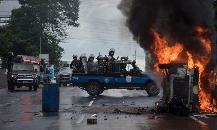 U.S. Warns Nicaragua Is Heading Down the Same Path as Syria and Venezuela