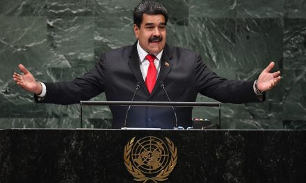 Embattled Venezuelan President Nicolas Maduro Addressed the U.N. in a Surprise Visit