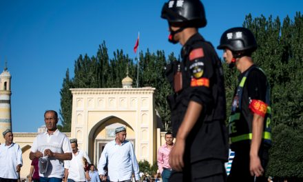 Human Rights Watch Warns of 'Massive Crackdown' on China's Muslims