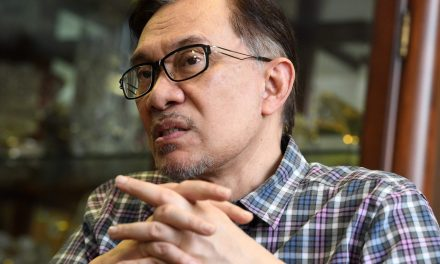 Malaysia's Anwar Ibrahim: We Must Move on From 'Tortures of the Past'