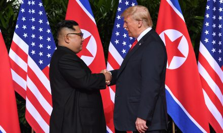'Very Exciting!' President Trump Praises Kim Jong Un for Pledge to Denuclearize