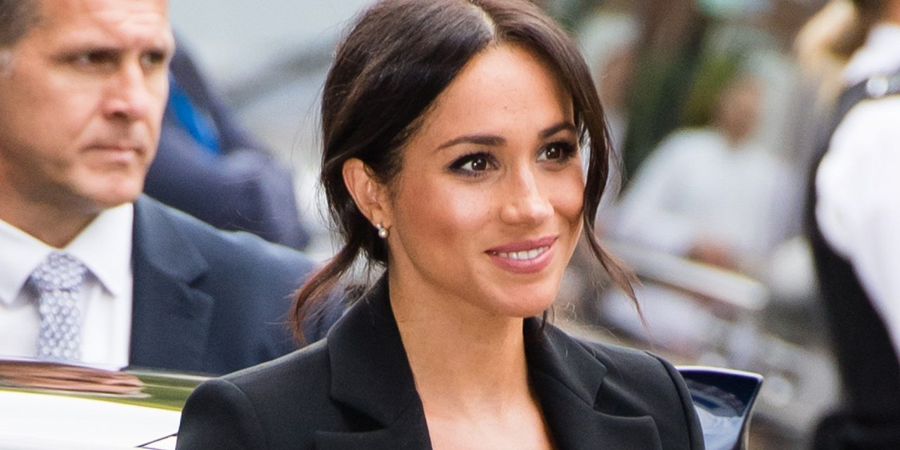 This Is Meghan Markle's First Solo Charity Project as a Royal