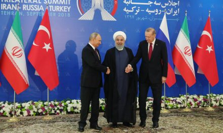 Presidents of Russia, Turkey and Iran Meet to Plot Future of Syria Ahead of Battle for Last Rebel Stronghold