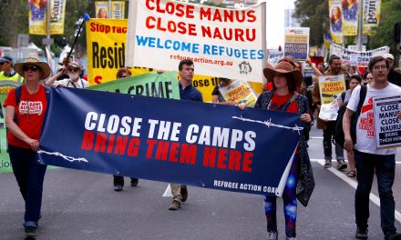 The Fate of Hundreds of Refugees Detained on Nauru Clouds Regional Pacific Islands Conference