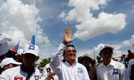 Cambodia's Opposition Leader Has Been Released on Bail After a Year Behind Bars