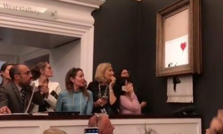 Banksy Shredded a Piece of Art That Sold for $1.4 Million. Now It's Worth Double, According to an Art Expert
