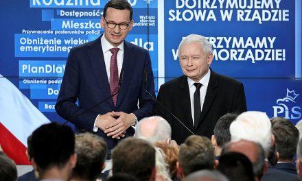 Příliš malé vítězství polských konzervativců