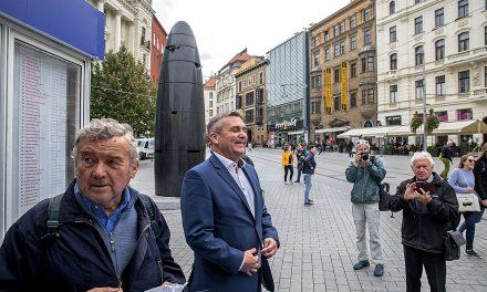 ODS vBrně navzdory slibům vyšachovala vítězné ANO
