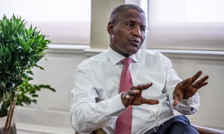 What Africa's Richest Man Thinks Would Make Africa Rich