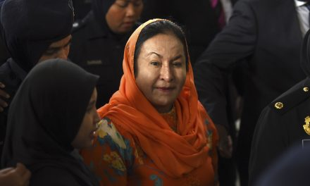 Malaysia's Former First Lady Charged With Money Laundering Related to 1MDB Scandal