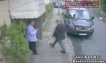 Photos Emerge of an Alleged 'Assassination Squad' Sent to Kill Saudi Journalist Jamal Khashoggi