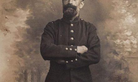Legionář František Kupka byl napaden chobotnicí
