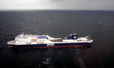 Hundreds of Ferry Passengers Stranded in the Baltic Sea After Engine Malfunction